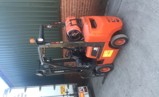 Nissan 1.5 Tonne Forktruck for sale