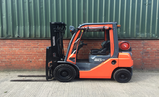 Toyota Forktruck for sale 8FGF20